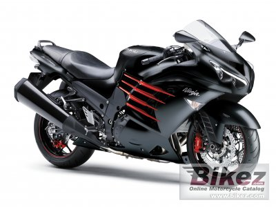 2014 Kawasaki Ninja ZX-14R ABS Special Edition photo