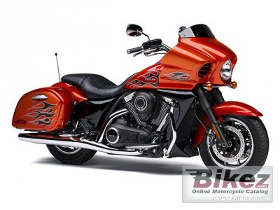 2014 Kawasaki Vulcan 1700 Vaquero ABS SE photo