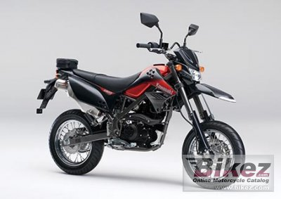 2014 Kawasaki D-Tracker 150 photo