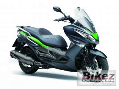2014 Kawasaki J300