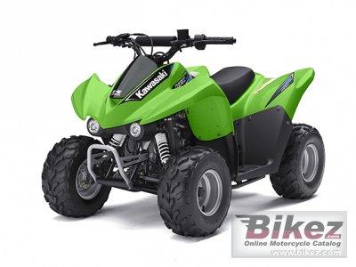 2014 Kawasaki KFX 50