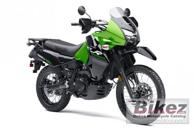 2014 Kawasaki KLR 650 New Edition