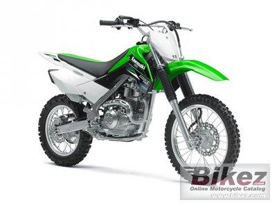 2014 Kawasaki KLX 140