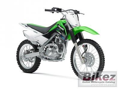 2014 Kawasaki KLX 140L