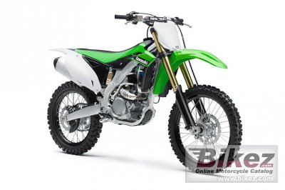 2014 Kawasaki KX 250F specifications and pictures