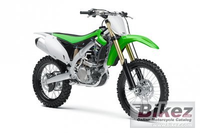 2014 Kawasaki KX 450F specifications and pictures