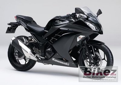 2014 Kawasaki Ninja 250 specifications and pictures