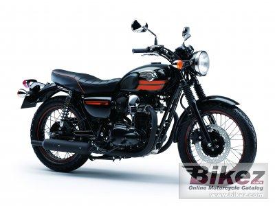 2014 Kawasaki W800