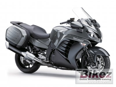 Kawasaki gtr 1400 specificaties