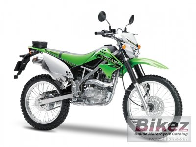 2015 Kawasaki KLX 150L specifications and pictures