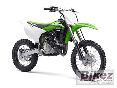 2015 Kawasaki KX 100