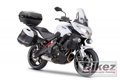 2015 Kawasaki Versys 650 Grand Tourer