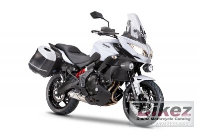 2015 Kawasaki Versys 650 Tourer Plus