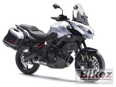 2015 Kawasaki Versys 650LT