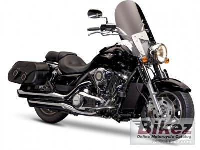 2015 Kawasaki VN 1700 Light Tourer