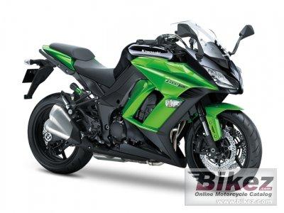 2015 Kawasaki Z1000SX