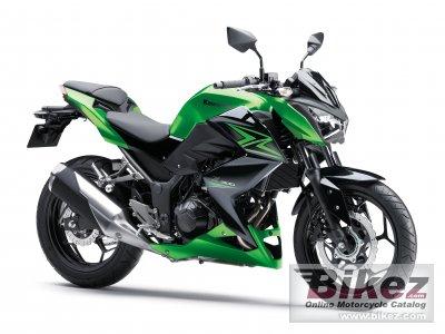 2015 Kawasaki Z300