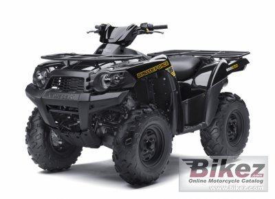 2016 Kawasaki Brute Force 650 4x4i