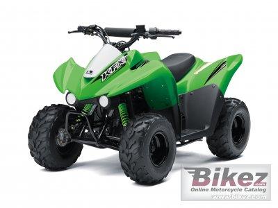 2016 Kawasaki KFX50