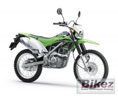 2016 Kawasaki KLX 150L