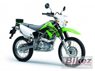 2016 Kawasaki KLX125