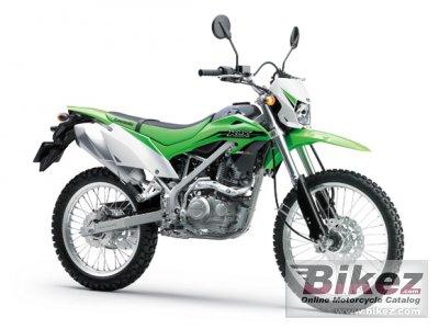 Kawasaki KLX150BF | 2016 | specs & pictures