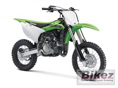 2016 Kawasaki KX 85