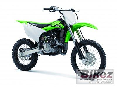 2016 Kawasaki KX85-II