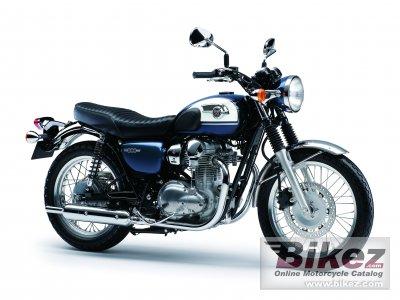 Kawasaki W800 2016 Specs Pictures