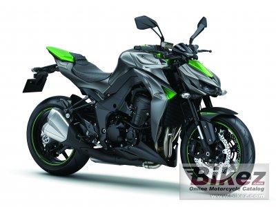 2016 Kawasaki Z1000 ABS