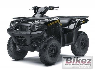 2017 Kawasaki Brute Force 650 4x4i