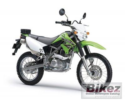 2017 Kawasaki KLX125