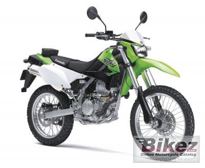 2017 Kawasaki KLX250