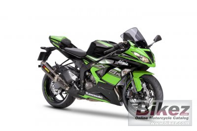 2017 Kawasaki Ninja ZX-6R 636 Performance specifications and pictures