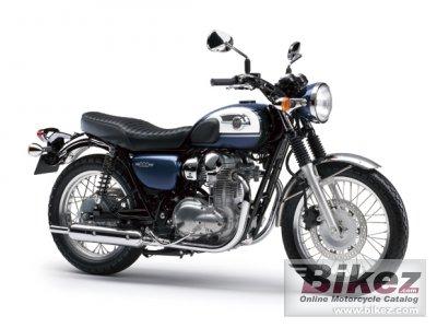 2017 Kawasaki W800