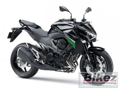 2017 Kawasaki Z800 e version
