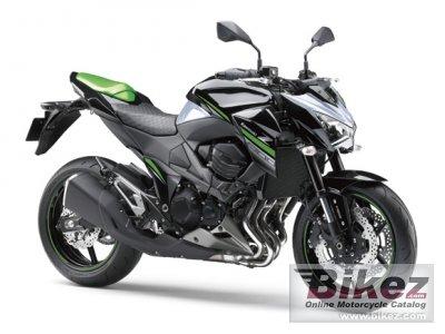 2017 Kawasaki Z800