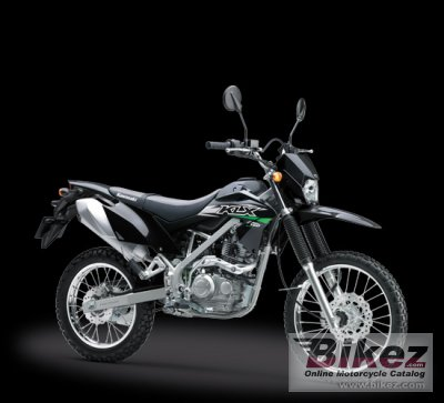 2018 Kawasaki KLX 150