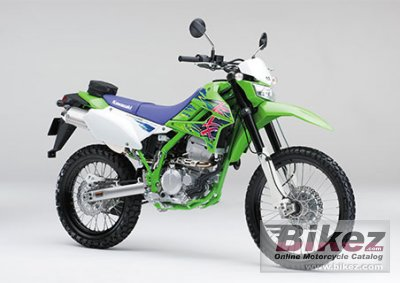 2018 Kawasaki KLX250 Final Edition