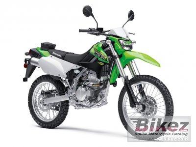 2018 Kawasaki KLX250S