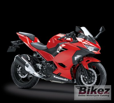 2018 Kawasaki Ninja 250 Specifications And Pictures