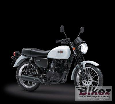2018 Kawasaki W175
