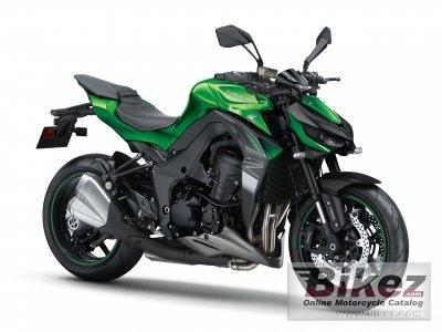 2018 Kawasaki Z1000