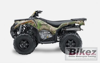 2019 Kawasaki Brute Force 750 4x4i EPS