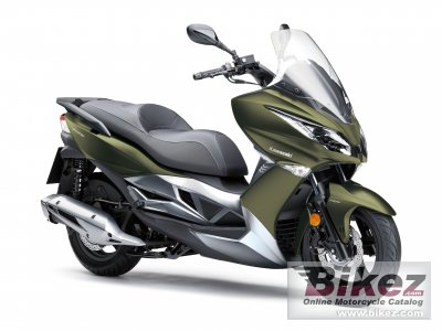 2019 Kawasaki J125