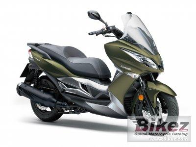 2019 Kawasaki J300