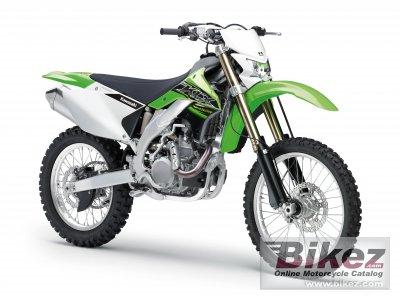 2019 Kawasaki KLX450R