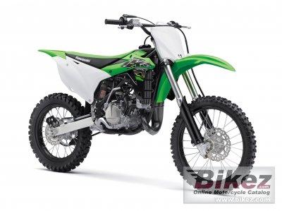 2019 Kawasaki KX 85 II