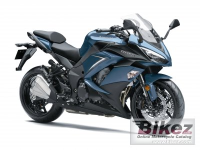 2019 Kawasaki Z1000SX