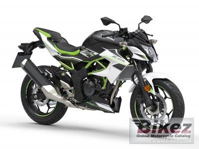 2019 Kawasaki Z125
